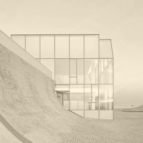 Project: Cite de l'ocean et du surf, Biarritz France