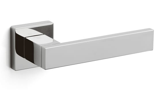 Diana Square Door Handle by Bellevue Architectural