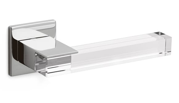 Ice Cube Square Door Handle by Bellevue Architectural