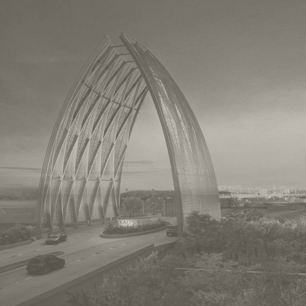 Project: King Abdullah University of Science and Technology in Thuwal, Saudi Arabia by HOK