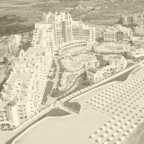 Project: Sunset Resort in Pomorie, Bulgaria by Lyudmila Limonova