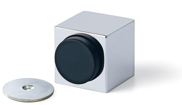 Cubo Magnetic Door Stop by Bellevue Architectural