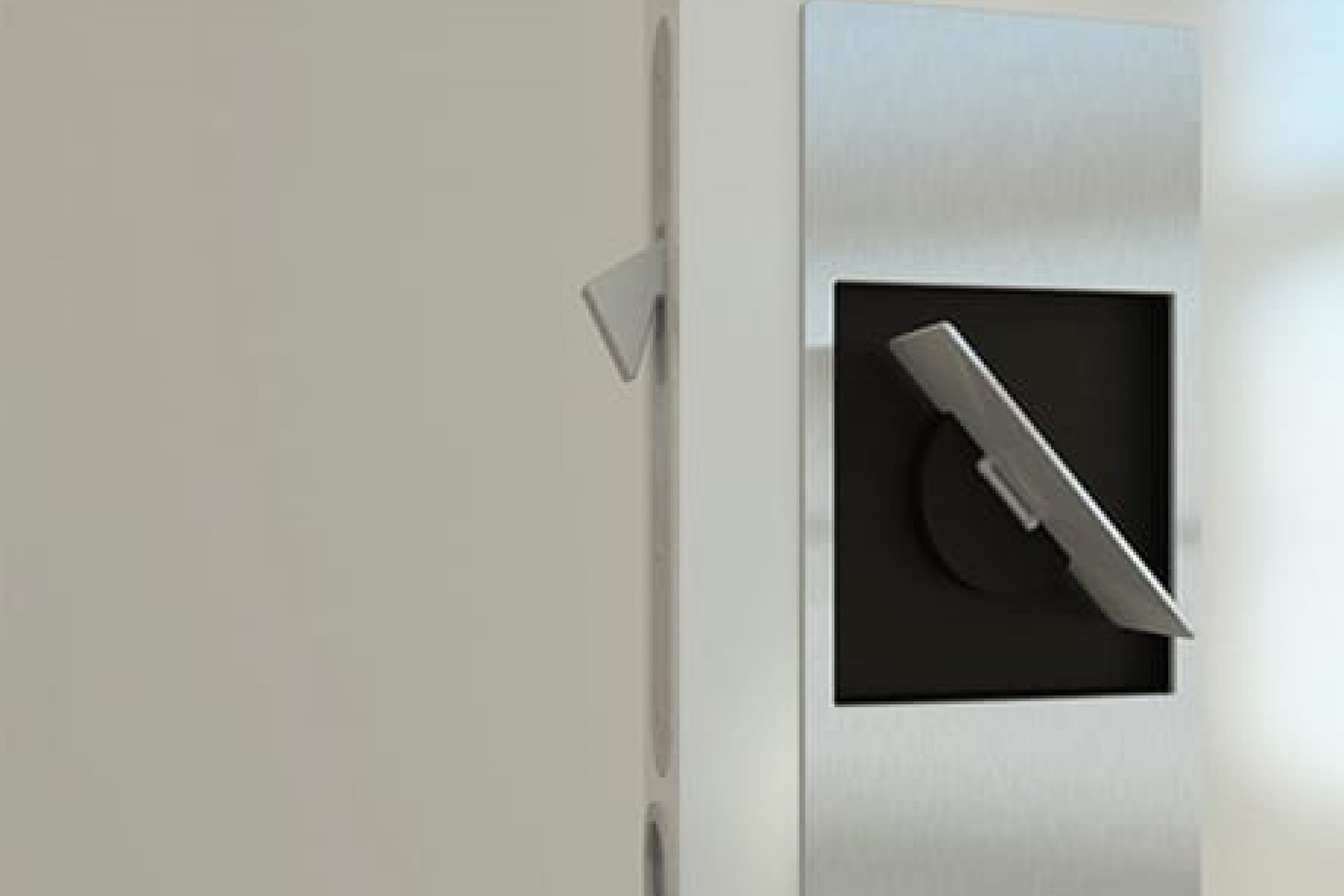 Privacy Sliding Latch by Bellevue Architectural