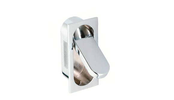 Flush Pull by Bellevue Architectural