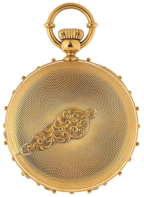 Peter Carl Faberge - Olivari breguet