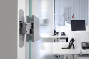 Pivot Hinges for Glass Hardware Category