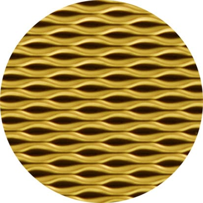 Bellevue Architectural presents Olivari Guilloche: Barley pattern