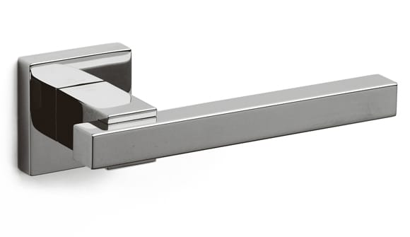Olivari Bios door handle designed by Franco Sargiani