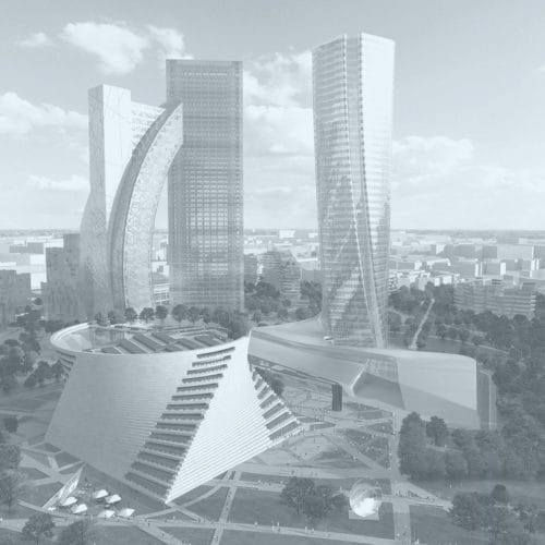 Project: City Life in Milan, Italy by Daniel Libeskind