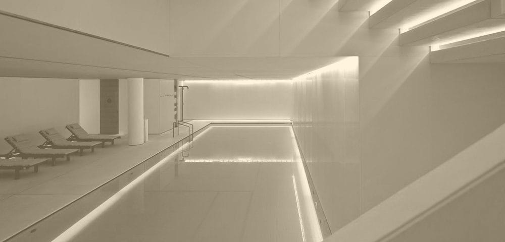 Project: Conservatorium Hotel in Amsterdam, Netherlands by Piero Lissoni