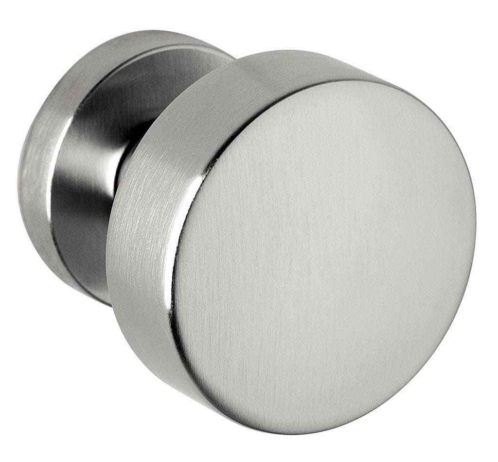 Bellevue Architectural - Door Hardware Finish: SuperStainlessSteel Satin
