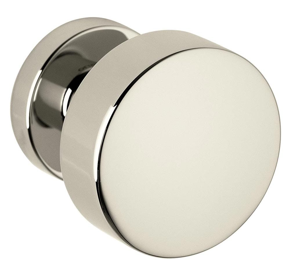 Bellevue Architectural - Door Hardware Finish: SuperNickel Bright