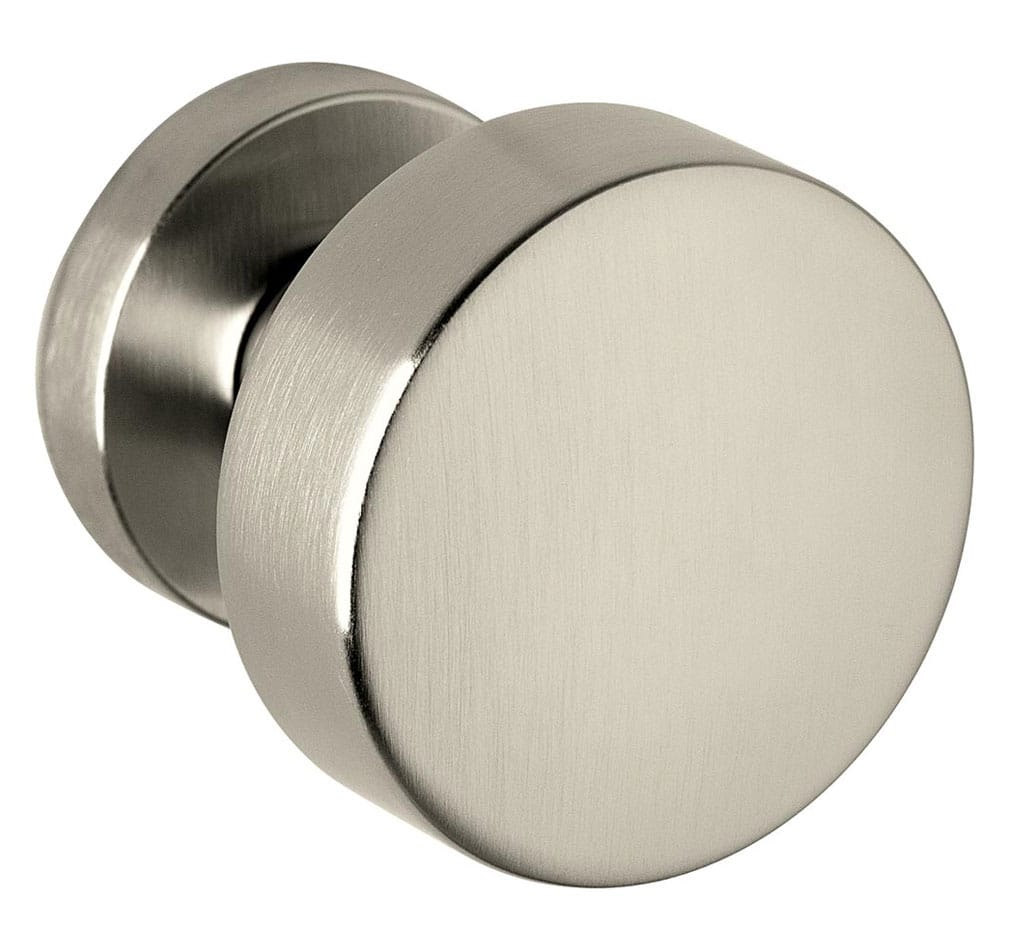Bellevue Architectural - Door Hardware Finish: SuperNickel Satin