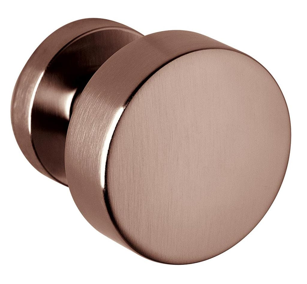 Bellevue Architectural - Door Hardware Finish: SuperCopper Satin