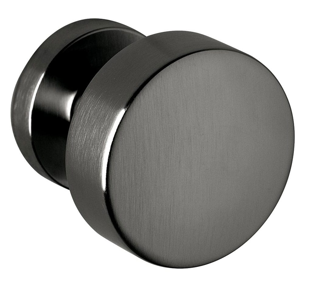 Bellevue Architectural - Door Hardware Finish: SuperAnthracite Satin
