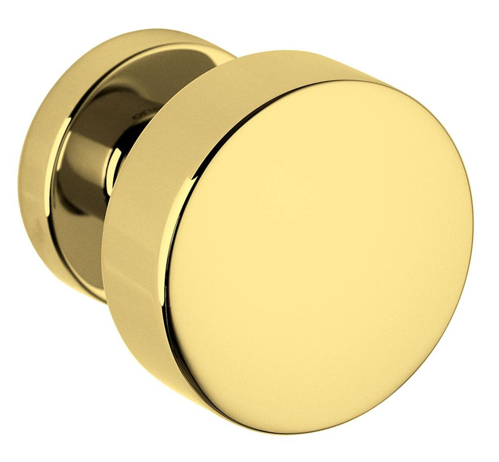Bellevue Architectural - Door Hardware Finish: SuperGold Bright