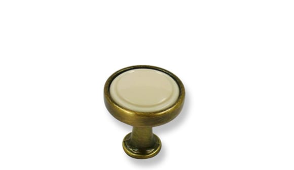 Siro S1971 - ABE - Antique Brass Brushed and Beige