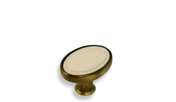Siro S1972 - ABE - Antique Brass Brushed and Beige