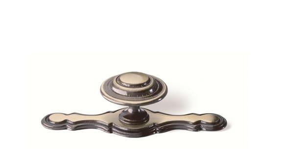 Siro S398 - AB - Antique Brown Brass
