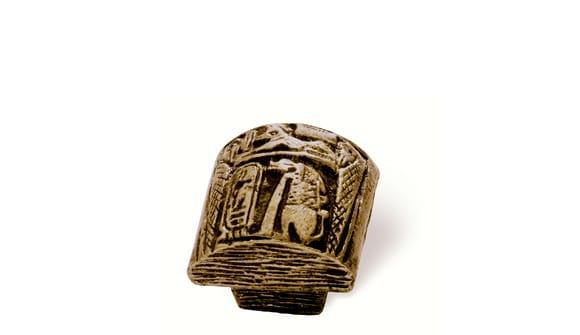 Siro SH101 - AB - Antique Brass - Egyptian