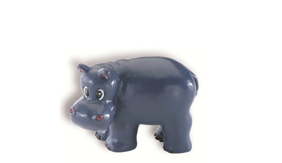 Siro SH106 - GR - Grey - Hippo