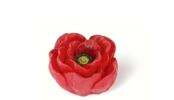 Siro SH123 - RE - Red - Flower