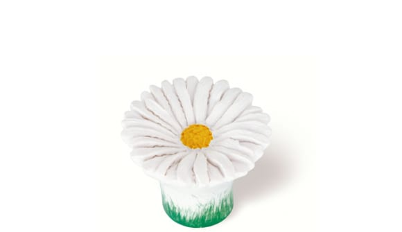 Siro SH127 - WH - White - Flower