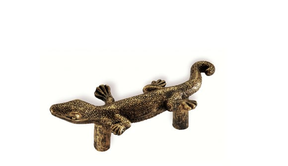 Siro SH137 - AB - Antique Brass - Lizard