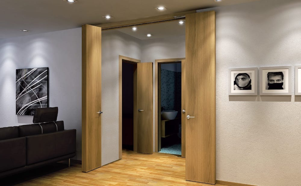 Example of Celegon Door Systems